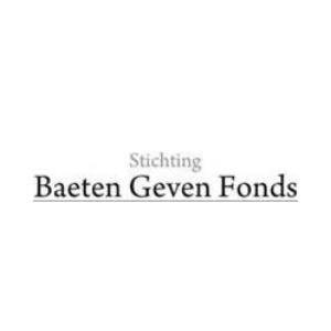 Stichting Baeten Geven Fonds logo