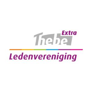 Thebe Extra Ledenvereniging logo